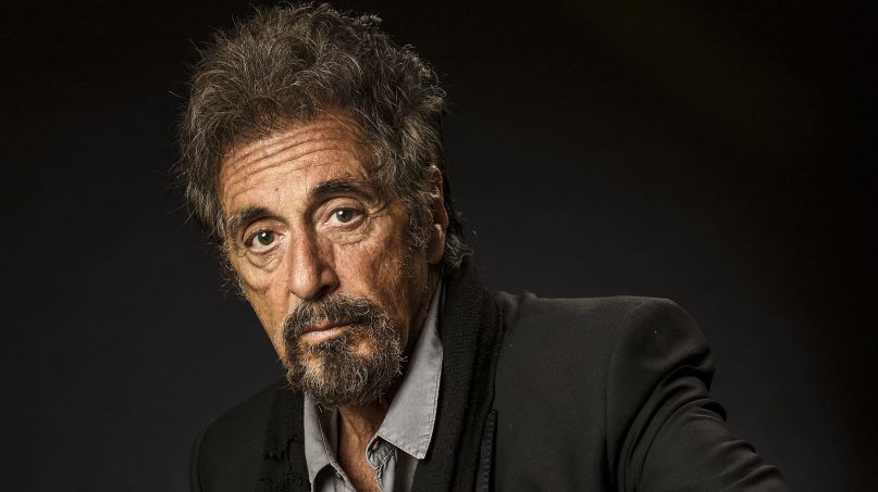 Al Pacino will be play...
