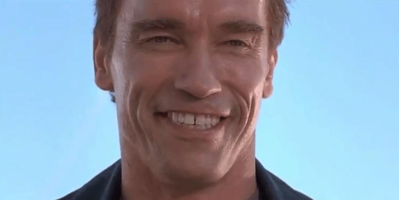 Arnold Schwarzenegger woke up from open-heart surgery and ...