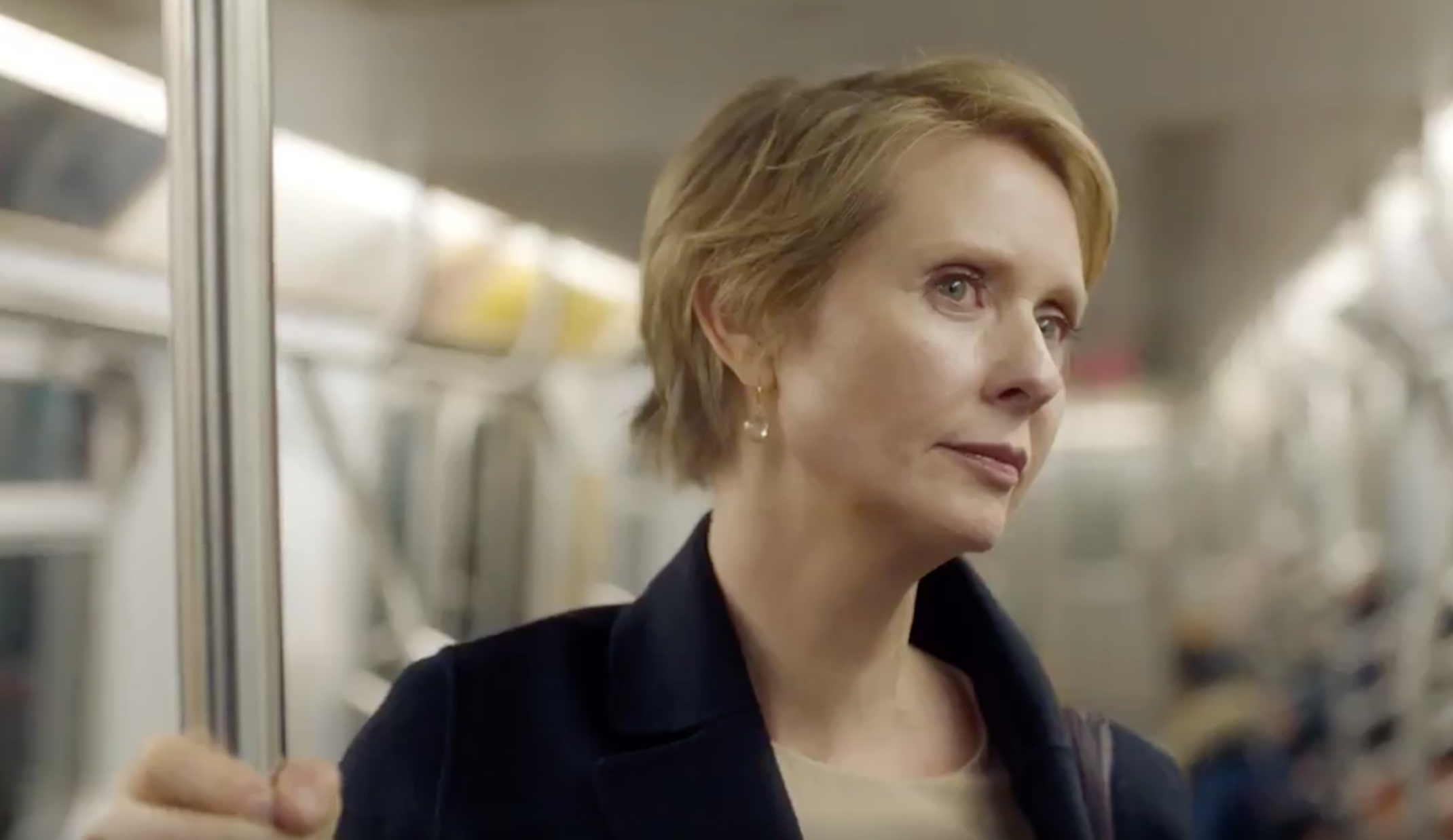 Sex and the City actress Cynthia Nixon is running for ...