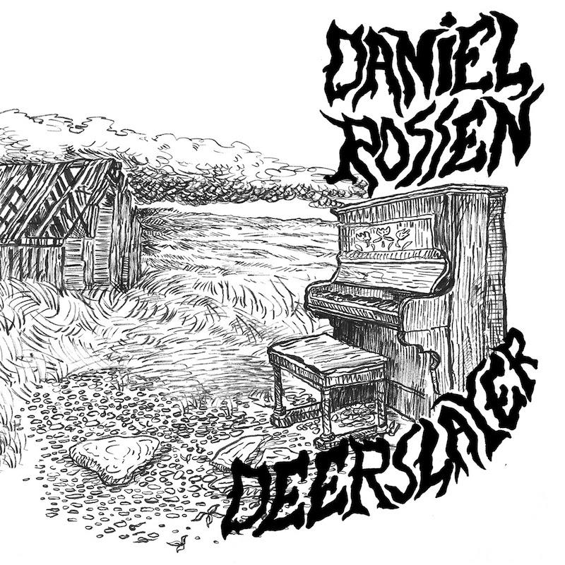 daniel rossen deerslayer artwork Daniel Rossen announces new 12 inch single, Deerslayer