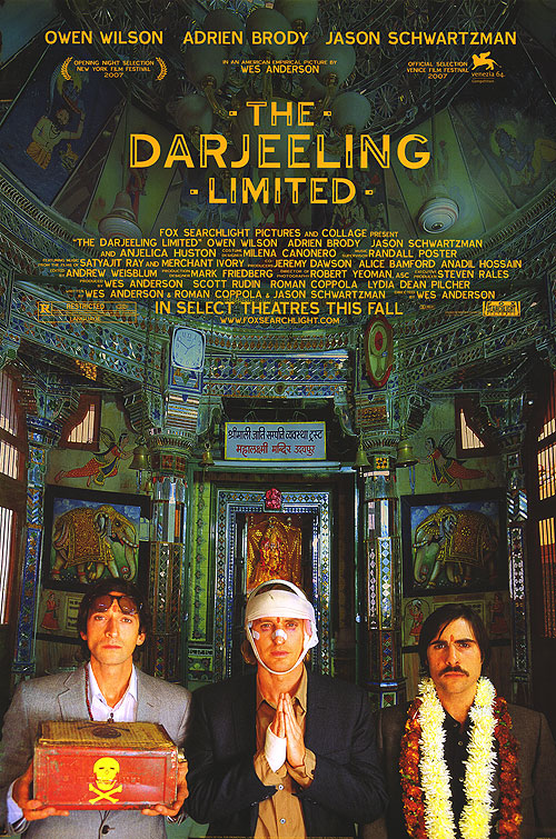 darjeeling limited Ranking: Every Wes Anderson Movie from Worst to Best