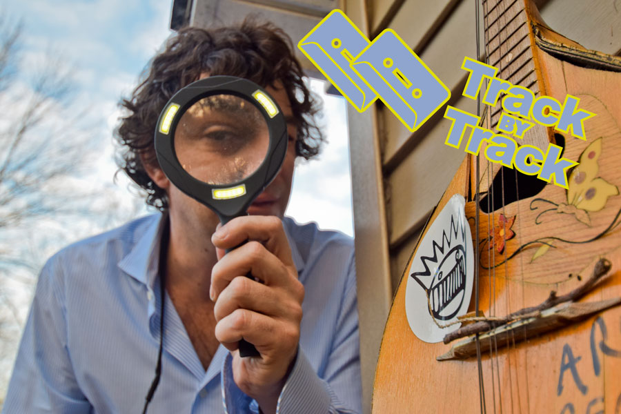 The Dean Ween Group Track by Track, photo by Mark Adams