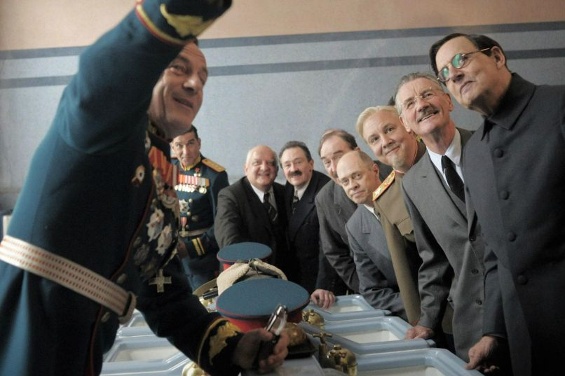 The Death of Stalin (eOne Films)