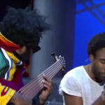Thundercat and Donald Glover