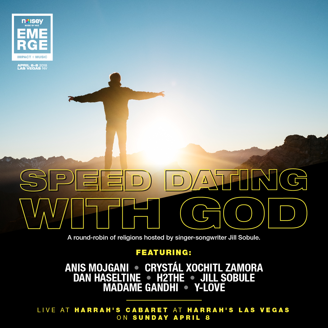 eme18 showcase god1 Ideas and Music Share the Stage at Las Vegas Inaugural Emerge Music + Impact