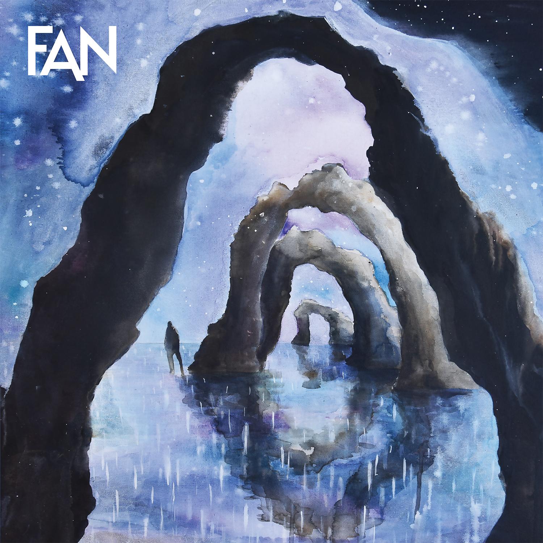 fan bartons den album art The Dodos side project FAN announce debut album, share Origins of new song, Bob1: Stream