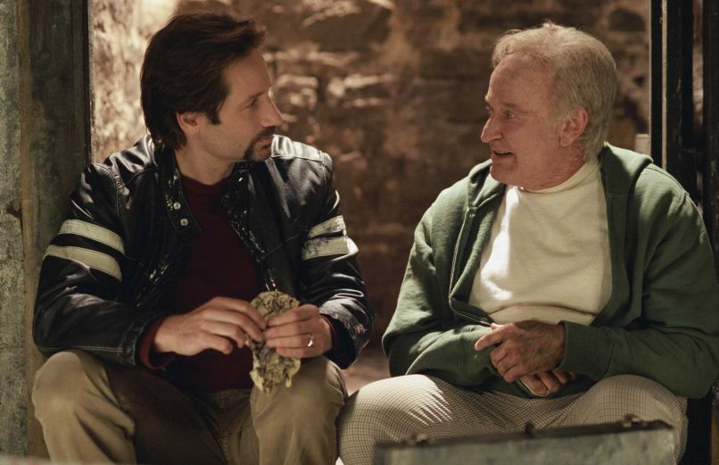 10 Years With David Duchovny On Loving Garry Shandling