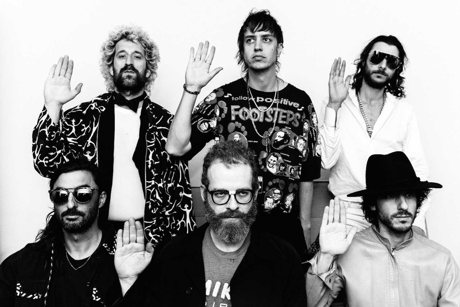 The Voidz, photo by Abby Ross