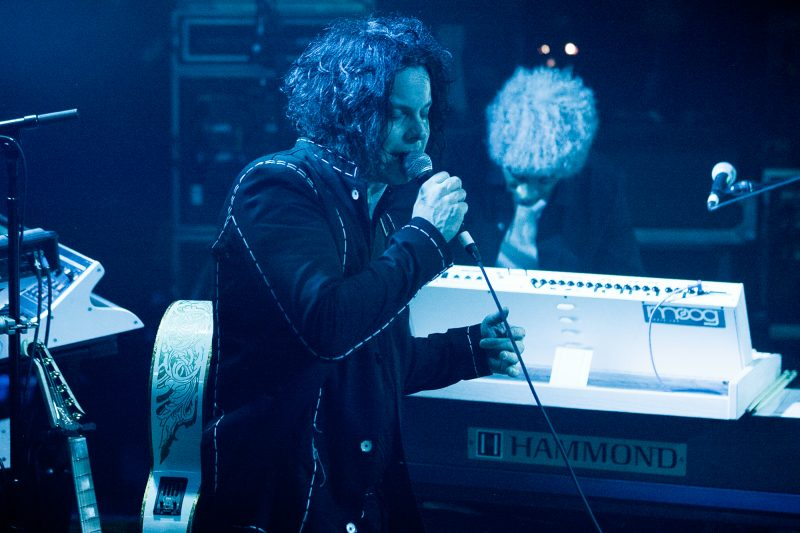 Jack White, photography by David Swanson