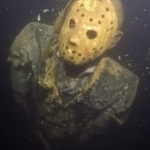 Jason Vorhees statue in Minnesota
