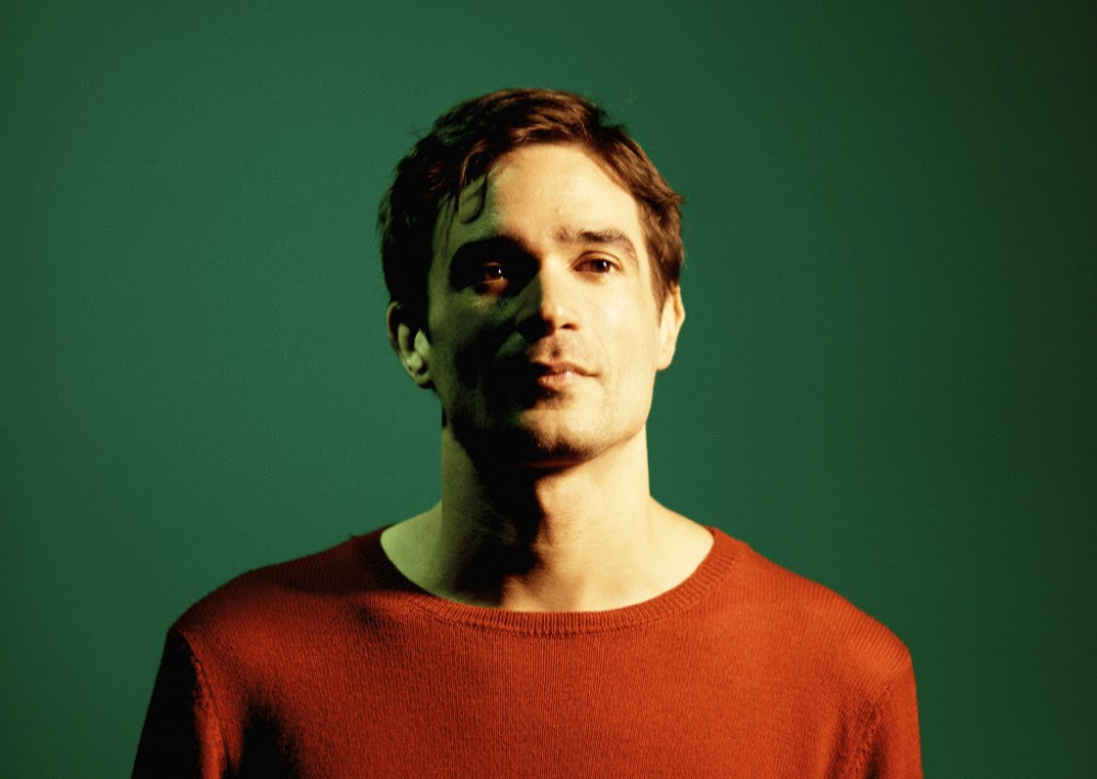 Jon Hopkins, photo Steve Gullick