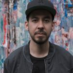 Mike Shinoda, photo by Frank Maddocks