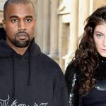 Kanye West and Lorde