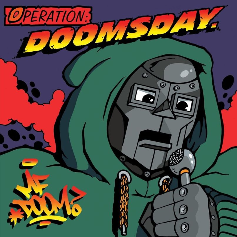 mf doom The 25 Greatest Hip Hop Debut Albums of All Time