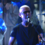 """Moby performs """"This Wild Darkness"""" on The Late Show with Stephen Colbert"""