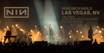 Nine Inch Nails are scheduled to play a pair of shows in Las Vegas this summer