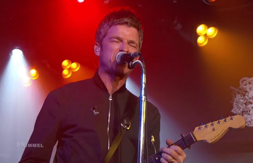 Noel Gallagher on Jimmy Kimmel Live