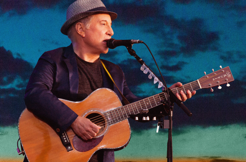 Paul Simon, photo by Jessica Gilbert