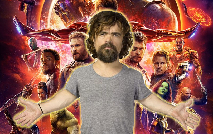 Peter Dinklage will be in Avengers: Infinity War