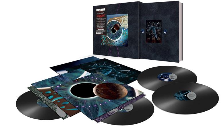 pink floyd pulse Pink Floyd announce remastered vinyl reissue of live album Pulse