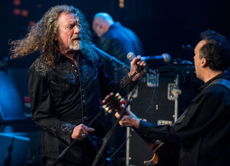 Robert Plant, photo by David Brendan Hall