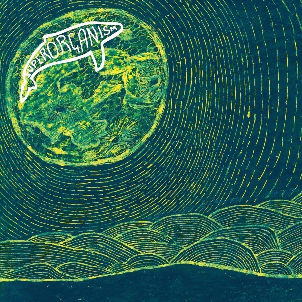 s l1000 Superorganism release their self titled debut album: Stream