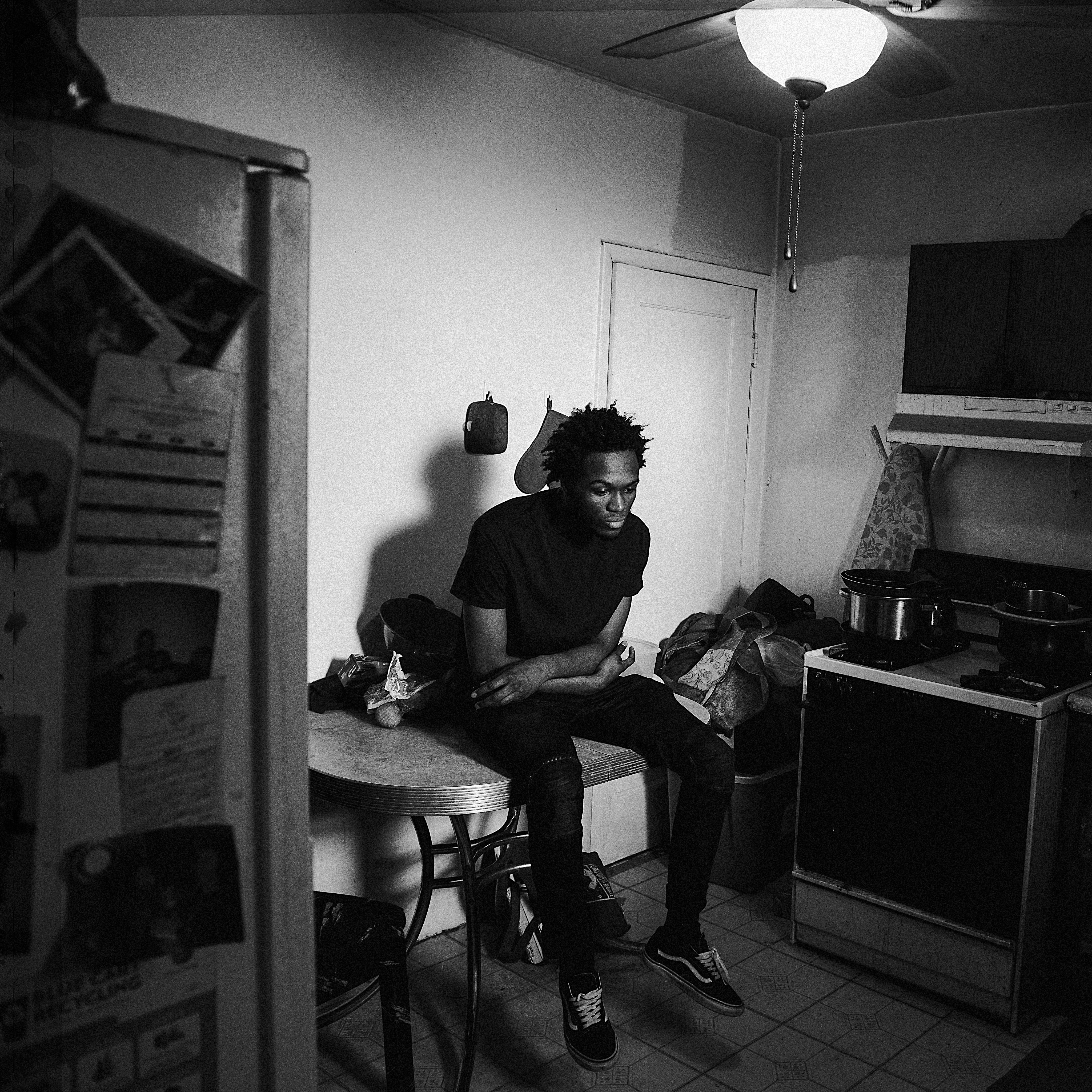 saba care for me front Top 25 Albums of 2018 (So Far)