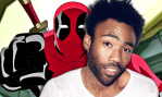 Donald Glover and Deadpool