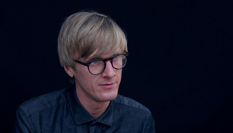 Jas Shaw of Simian Mobile Disco