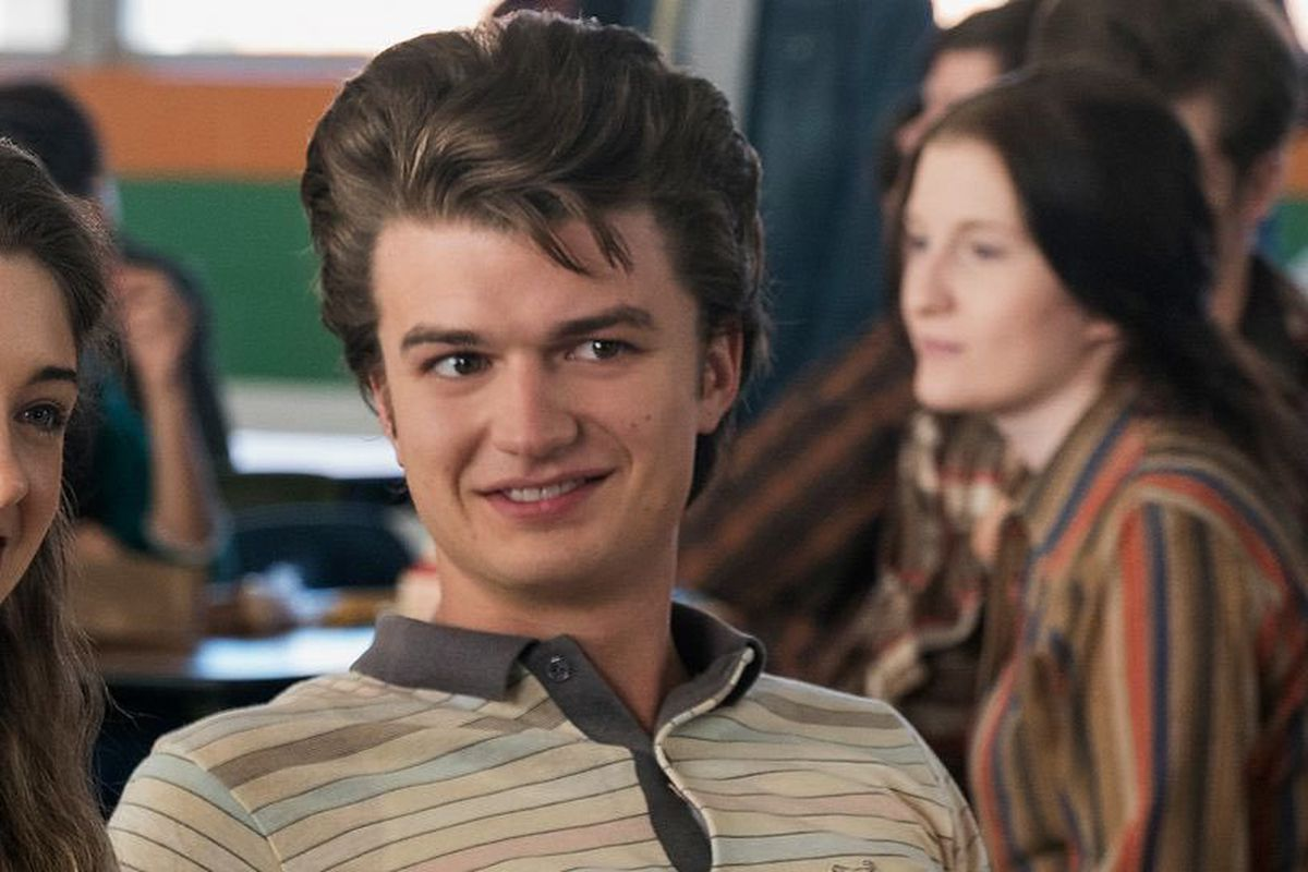 steve harrington The 25 Best Teens in TV History