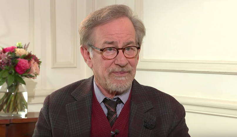 Steven Spielberg talks about Netflix and the Oscars