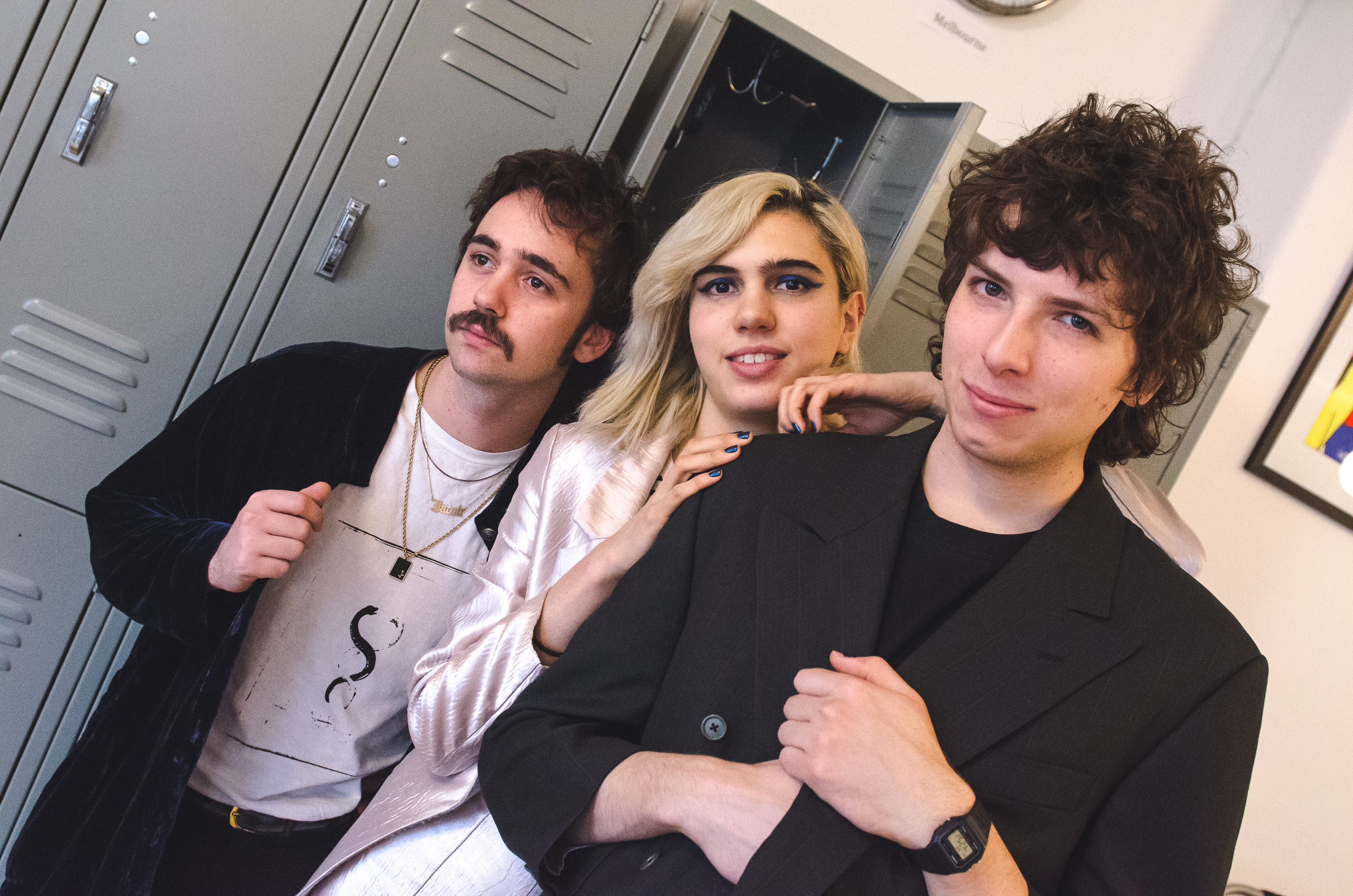 Sunflower Bean, photo by Ben Kaye