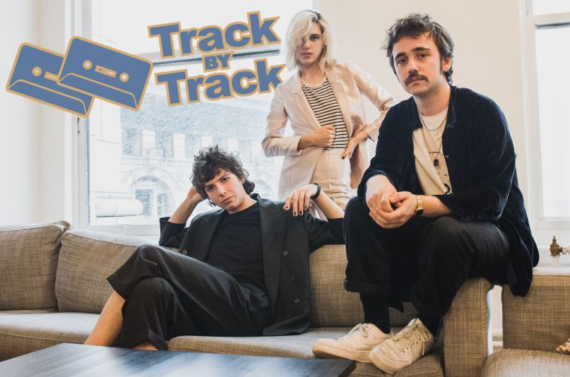 Sunflower Bean Track by Track, photo by Ben Kaye