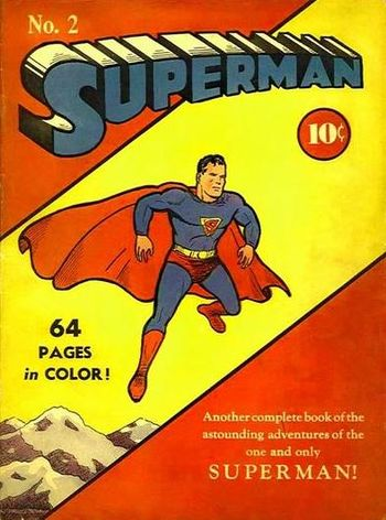 superman v 1 2 Krypton 101: A Brief History of Supermans Home Planet
