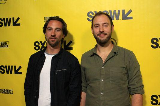 James Weaver and Evan Goldberg // Blockers, photo by Heather Kaplan