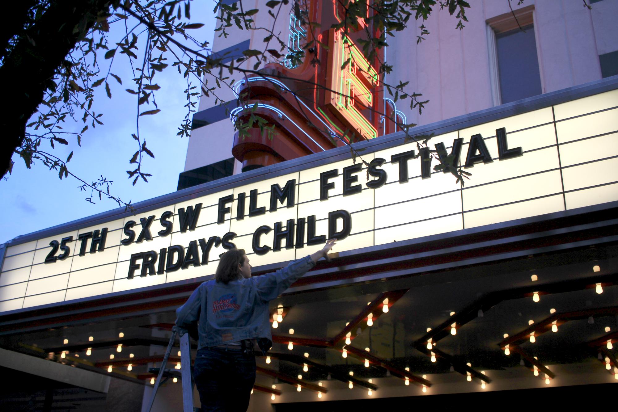 Friday's Child, photo by Heather Kaplan