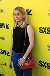 Melanie Laurent // Galveston, photo by Heather Kaplan