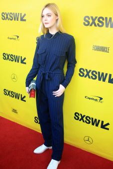 Elle Fanning // Galveston, photo by Heather Kaplan
