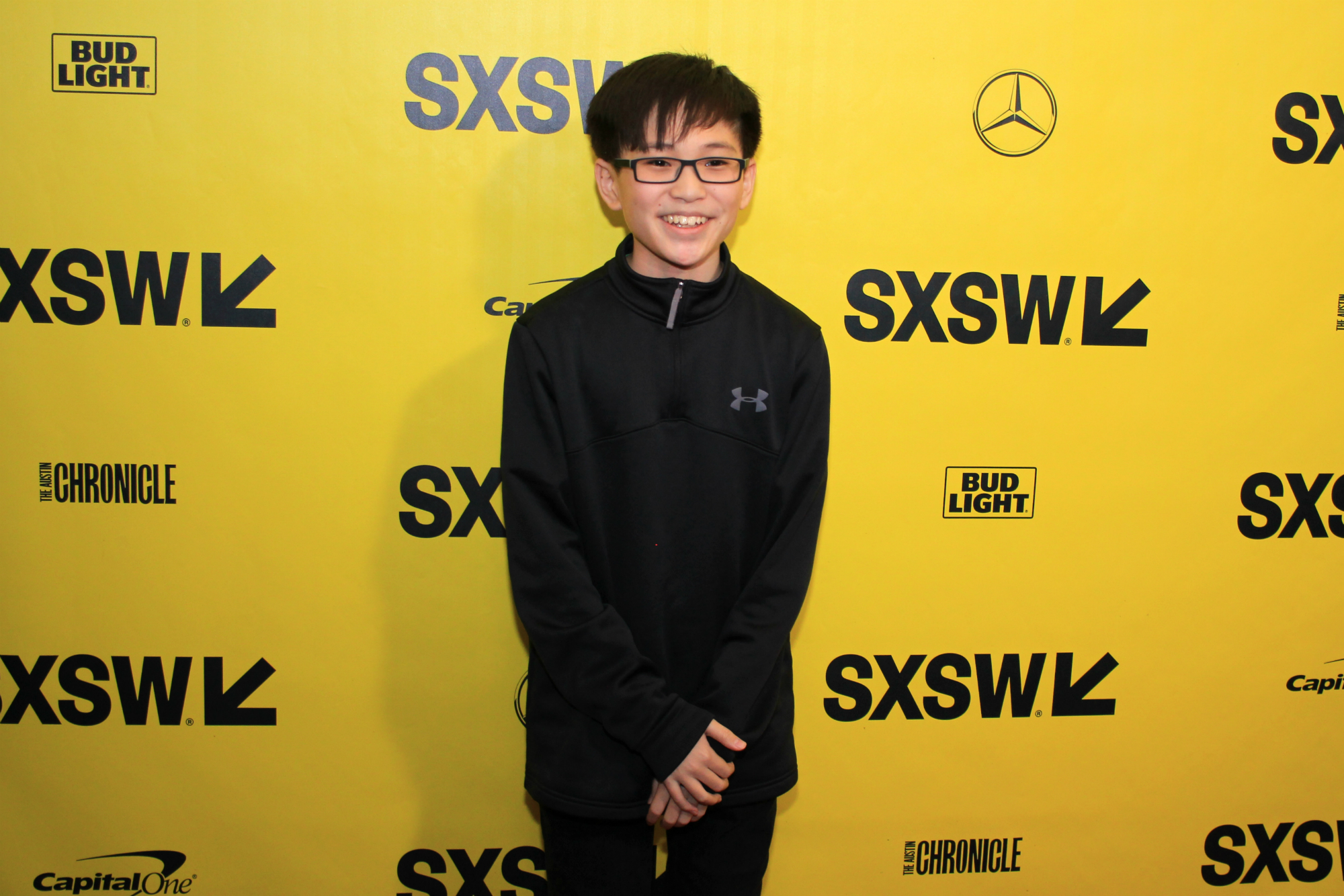 Philip Zhao // Ready Player One, photo by Heather Kaplan