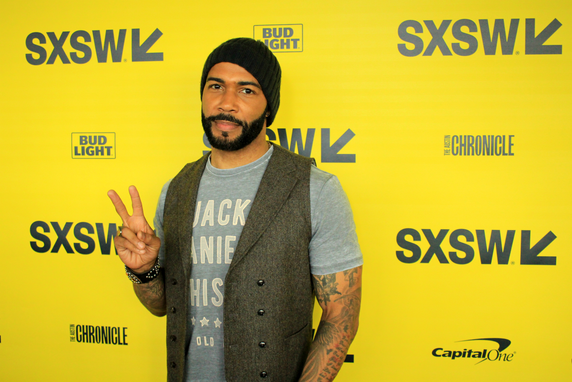 Omari Hardwick // Sorry to Bother You, photo by Heather Kaplan