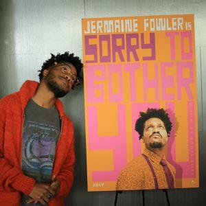 sxsw 3 10 sorry to bother you 19 jermaine fowler sxsw 3 10 sorry to bother you 19 Jermaine Fowler