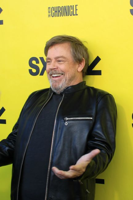 Mark Hamill // The Director and the Jedi, photo by Heather Kaplan