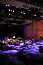 Max Richter's Sleep, photo by Heather Kaplan