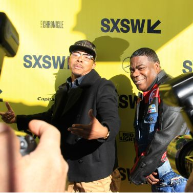Tracy Morgan // The Last OG, photo by Heather Kaplan