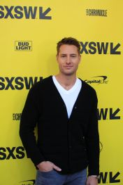 Justin Hartley // This Is Us, photo by Heather Kaplan