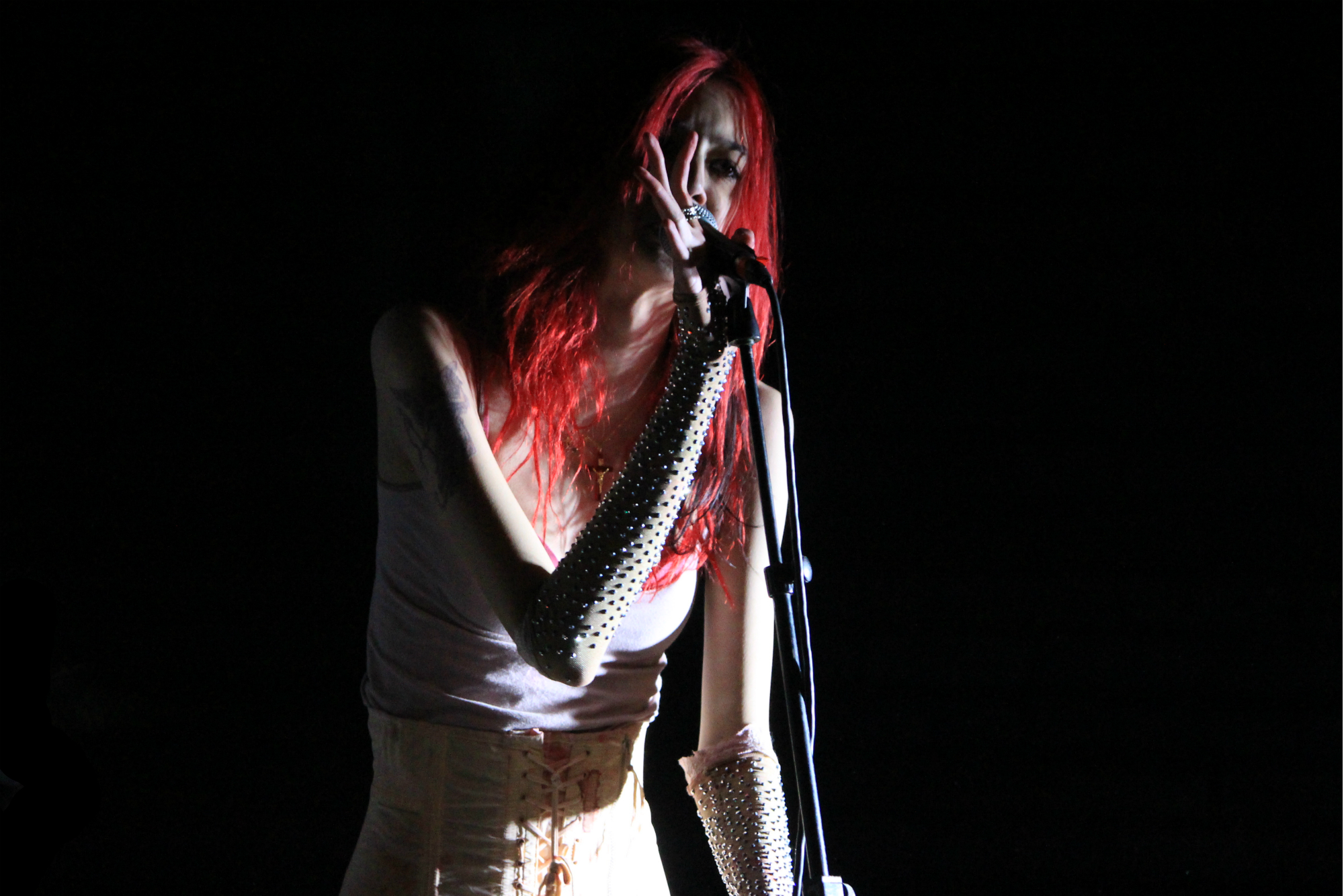 Starcrawler // SXSW Official Music Opening Party, photo by Heather Kaplan
