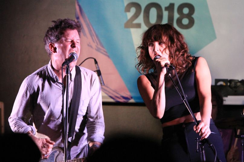 Superchunk, photo by Heather Kaplan
