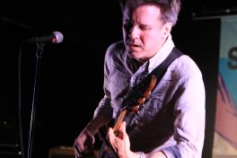 Superchunk // SXSW Official Music Opening Party, photo by Heather Kaplan
