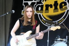 Soccer Mommy // Dr Martens x COLLIDE, photo by Heather Kaplan