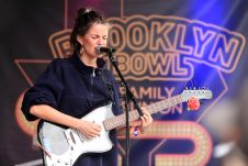 Hinds // COS x Brooklyn Bowl Family Reunion, photo by Heather Kaplan